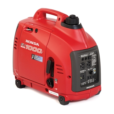 A 1000-watt Honda generator (serial number: EZGA 1163235) similar to the one pictured was stolen from a Penticton Search and Rescue trailer on the weekend.