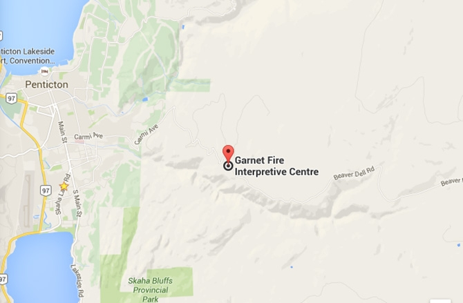 Members of the South Okanagan Trail Alliance are staging a clean up along Carmi Road on Saturday, Nov. 14, 2015. Anyone interested in helping out is asked to meet at the Garnet Fire Interpretive Centre at noon.