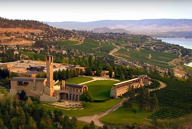 kelowna looks perfect in new tourism promo video