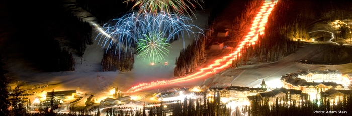 Sun Peaks Resort will be celebrating the new year in style once again this year.