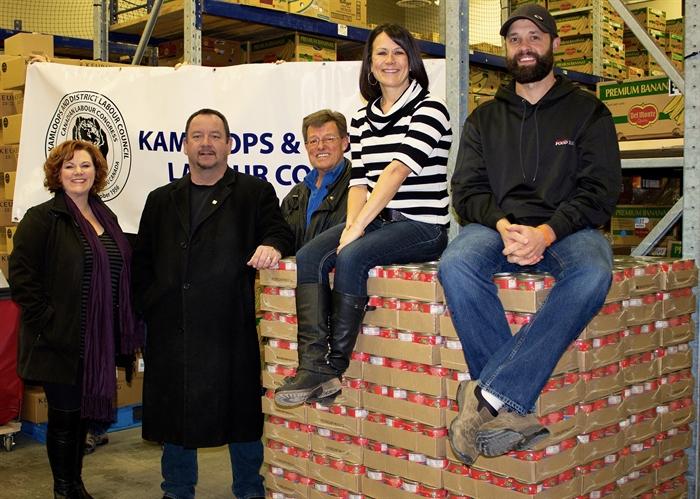 Kamloops Food Bank Bernadette