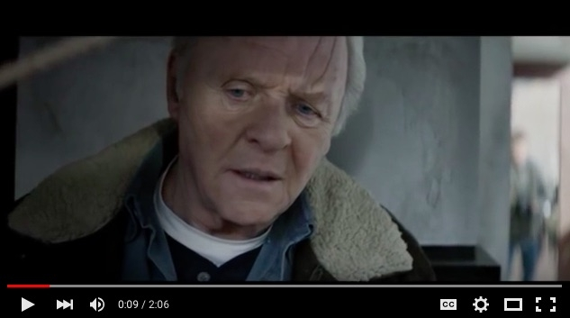Sir Anthony Hopkins in Go With Me.