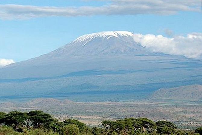A 61-year-old Kelowna woman is planning to climb Mount Kilimanjaro next month for charity.