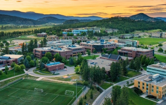 lots of newbies as students descend on ubco and okanagan