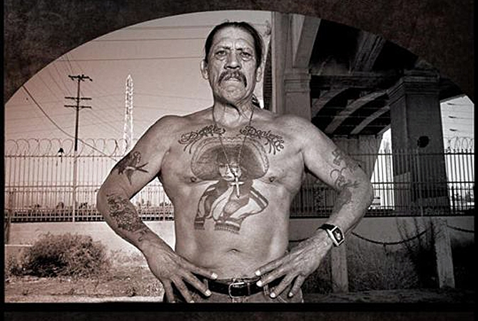 Latino actor Danny Trejo is the subject of a new documentary by award winning local filmmaker Adam Scorgie.