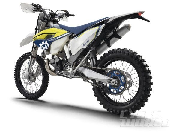 This is what the 2016 Husqvarna motorcycle would look like.
