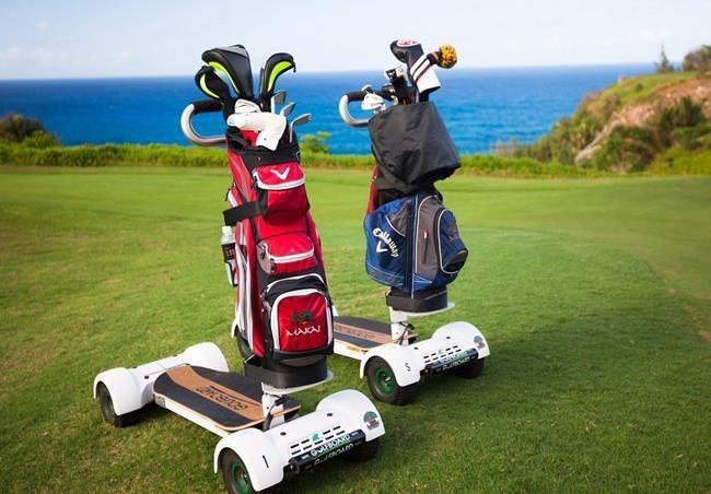 Fun and fulfilling alternatives to golf carts - InfoNews Ottawa Golf Carts on dallas golf, louisville golf, calgary golf, chicago golf,