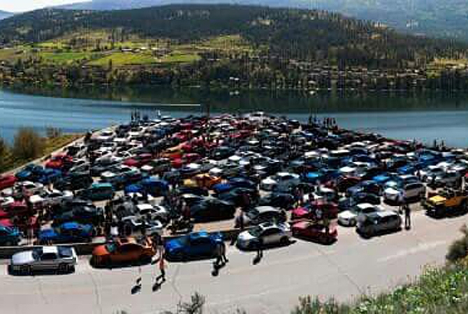 Hundreds Of Okanagan Car Enthusiasts Gearing Up For Annual Spring
