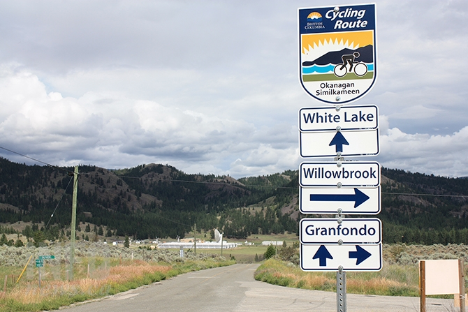 Thousands of cyclists wil be descending on Penticton and region for the 2016 Okanagan/Penticton Granfondo.