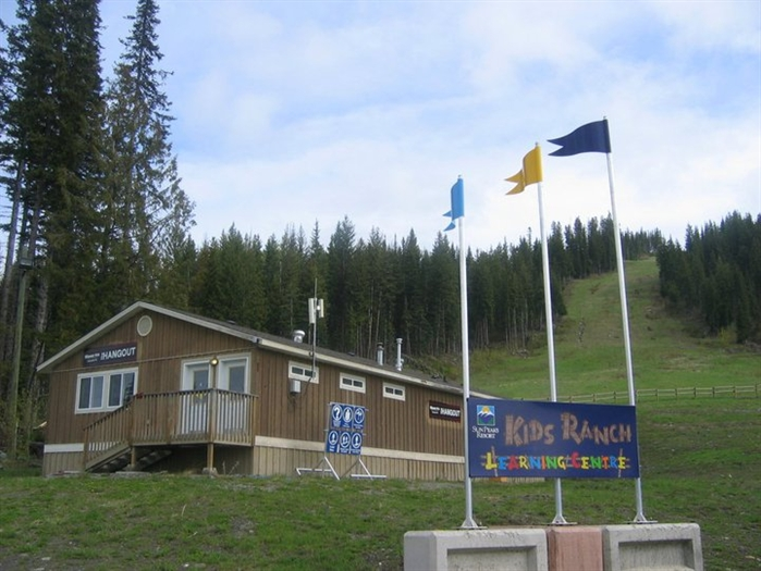Sun Peaks Elementary is located in the middle of a ski hill, which can cause transportation issues during certain times of the year.
