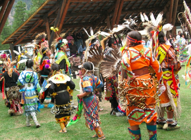 The Similkameen Pow Wow will be held  Sept. 2 to Sept. 4, 2016 at the Ashnola Campground near Keremeos.