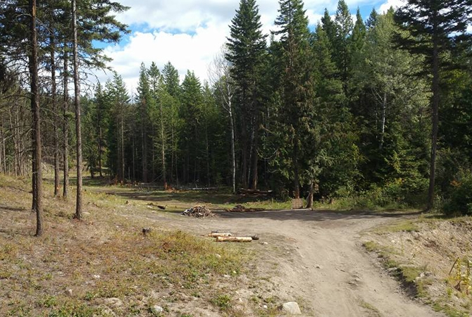 Little Iraq no longer looks like a warzone after the Okanagan Forest Task Force organized a cleanup effort over the weekend.