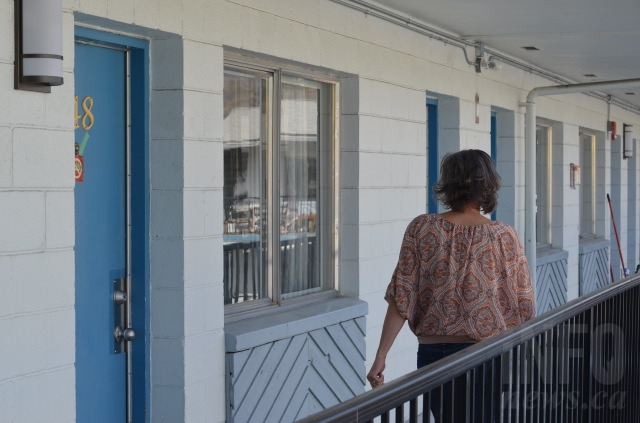 Blair Apartments features 39 low-income housing units.