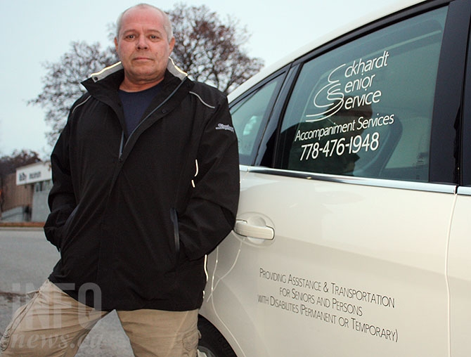 New competition for Penticton taxi companies coming from all sides