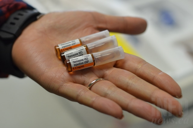 Sometimes, multiple doses of naloxone are required to revive someone from an overdose.