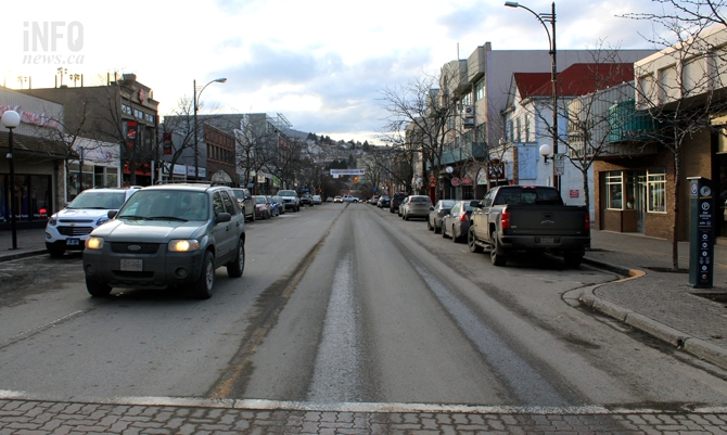 Parking has become an issue that keeps Kamloops residents from shopping in the downtown core.