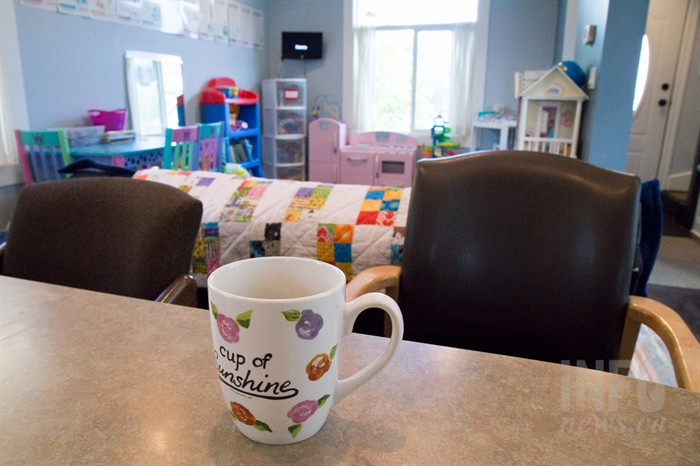 The Family Tree Centre, located at 657 Seymour Street, is a non-profit organization that serves mothers and families in Kamloops.
