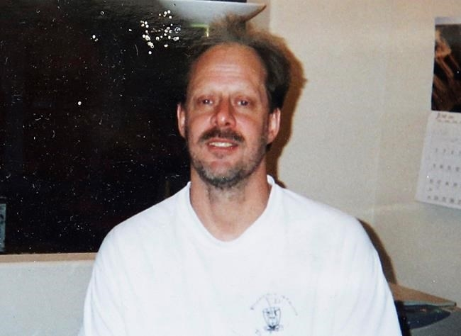 This undated photo provided by Eric Paddock shows his brother, Las Vegas gunman Stephen Paddock. Stephen Paddock opened fire on the Route 91 Harvest Festival on Sunday, Oct. 1, 2017, killing dozens and wounding hundreds.