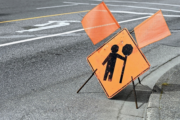 Portion of Valleyview Drive remains closed as FortisBC crews repair gas line - iNFOnews