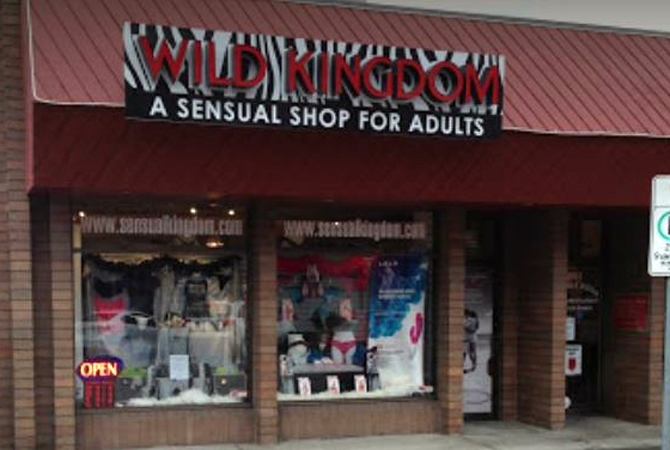 Abbotsford adult sex store