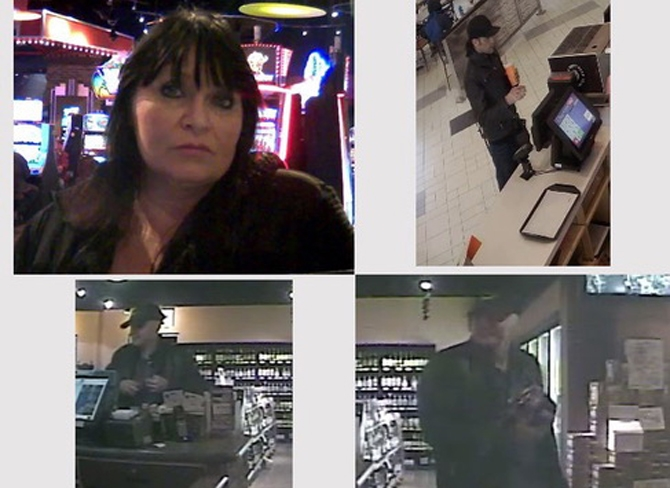 RCMP have released Images of people captured on video surveillance cameras and related to ongoing police investigations into to the alleged illegal passing of US Counterfeited currency throughout the Central Okanagan.