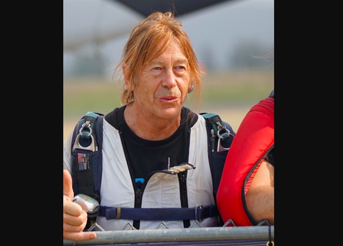 Prominent Kamloops skydiver remembered for his love of life