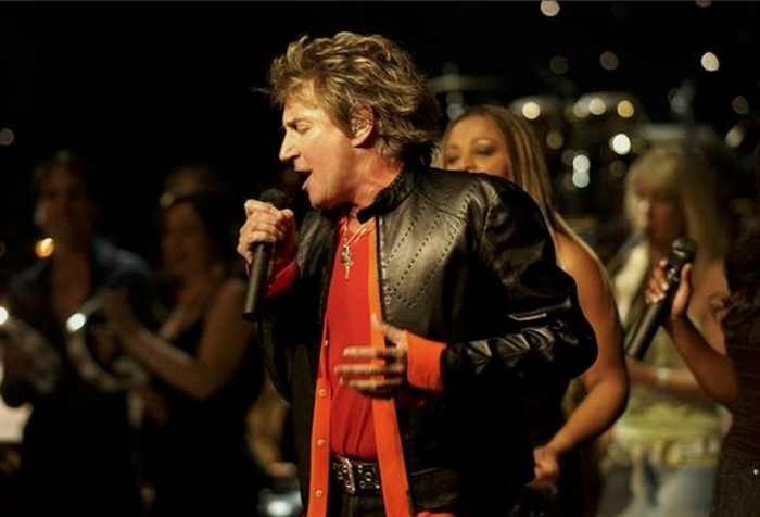 Rod Stewart was one of many big stars who played Prospera Place, including last year.