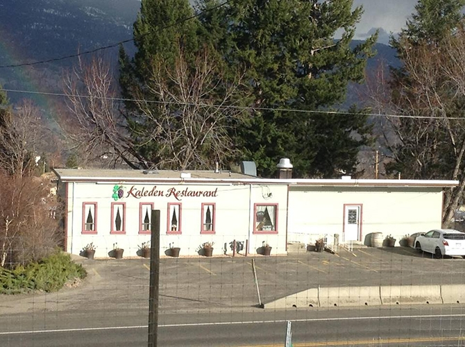 The former Kaleden Restaurant on Highway 97 south of Penticton will soon be the new home of Doug's Homestead, an artisan meat shop well known to travellers on Highway 3.