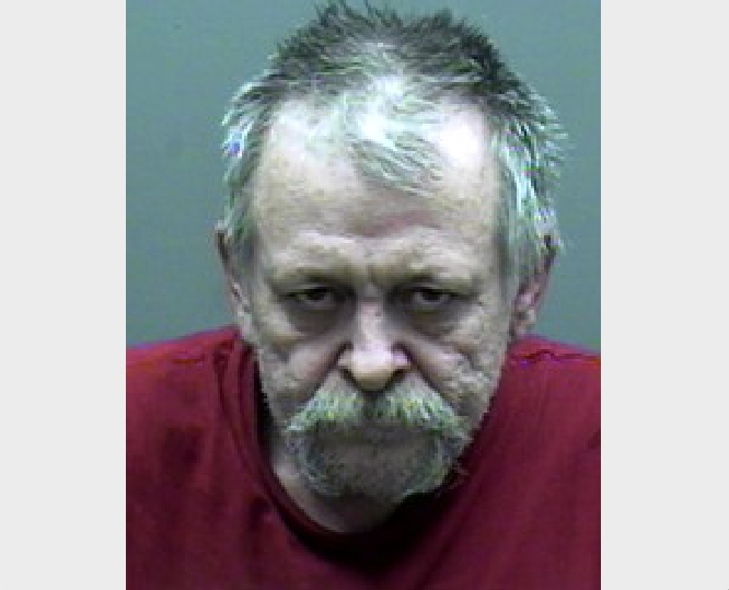 Charles Gerald Patrick, 62, of Kamloops is wanted on an outstanding arrest warrant.