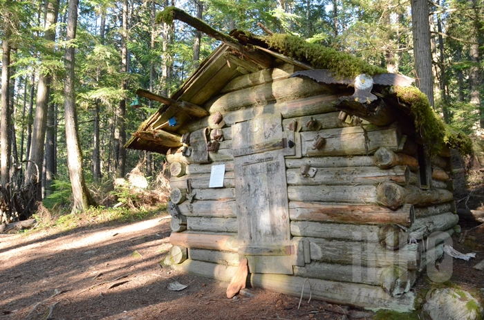 The fate of the 1930 era cabin is still unknown.
