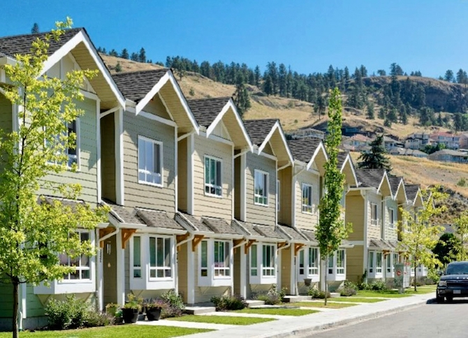 """An RBC report calls for more """"Missing Middle"""" housing to be built in cities to help cool the overheated real estate market."""