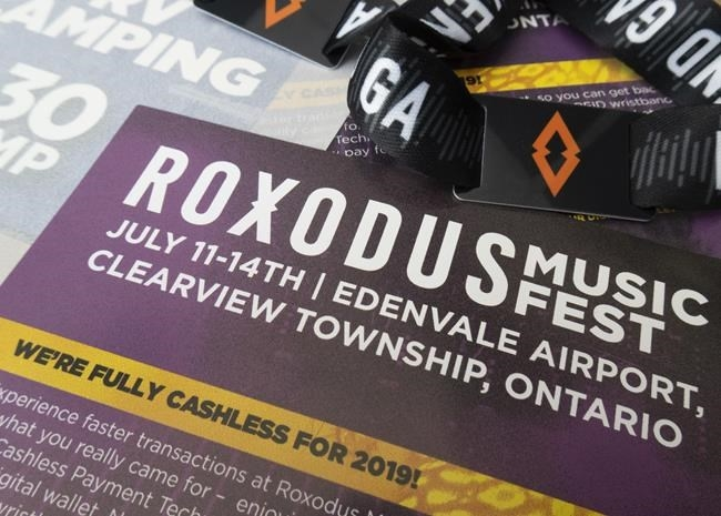 Eventbrite refunds tickets to Roxodus, abruptly cancelled