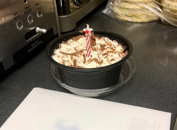 Brilliant Young Offender Gets Surprise Birthday Cake In Coquitlam Rcmp Cells Funny Birthday Cards Online Fluifree Goldxyz