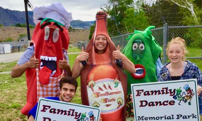 The Similkameen Pepper Festival
