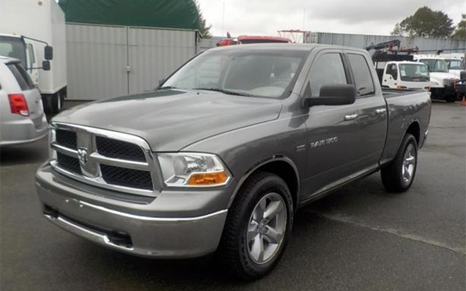 Police released an image of a similar truck in hopes that it will assist in locating the missing man. The truck has a tonneau cover over the box, a subtle red stripe down the side, and a Kelowna Ram sticker in the rear window.