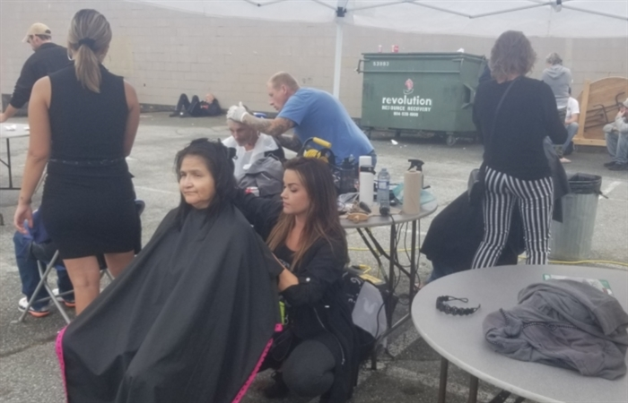 Haircuts For Homeless Program Launching In Kamloops Later This Month Infonews
