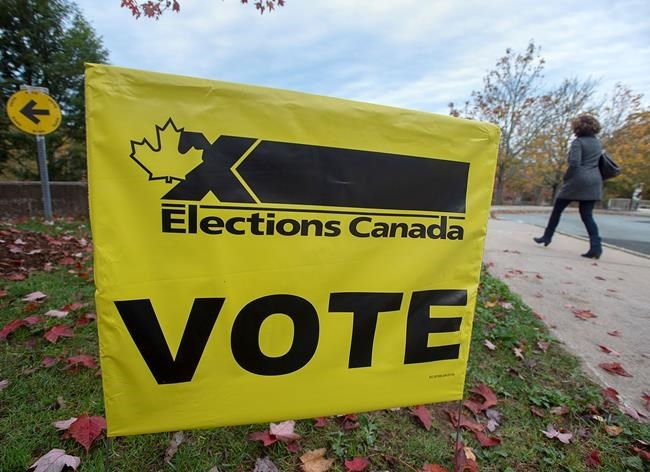 Update Federal Parties In For Long Night As Voting Heads Into