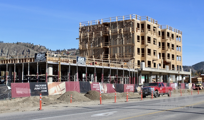 Kelowna's rental apartment building boom has yet to boost vacancy rates