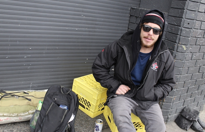 Some of Kelowna's homeless are not buying into efforts from outside agitators - iNFOnews