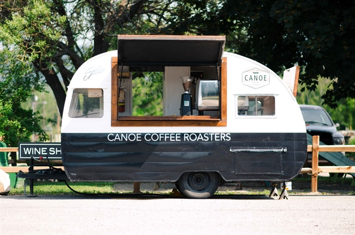 Canoe Coffee is going to change its name.