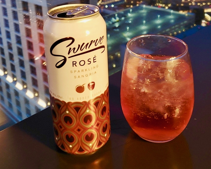 Swurve Sparkling Sangria is soon to hit our BC drink scene.