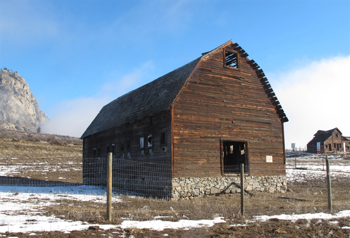 The Haynes Barn near Osoyoos