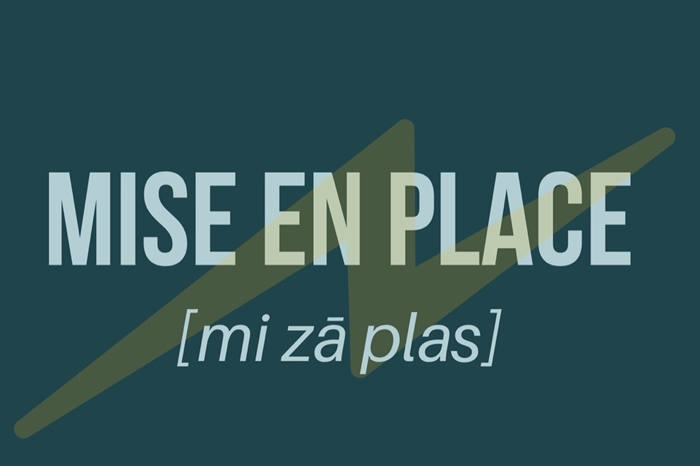 New podcast 'Mise-En-Place launched February 4th, 2020.