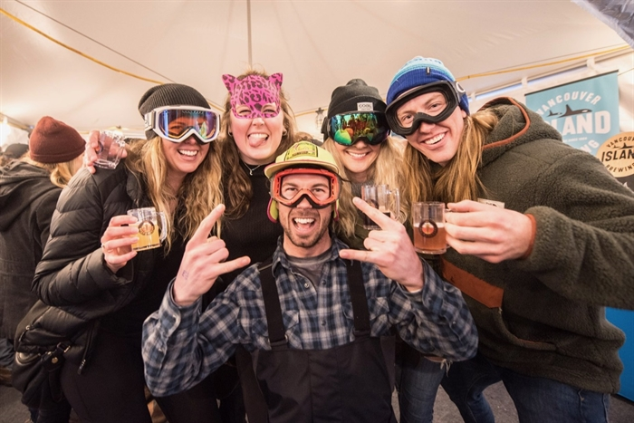 The Annual Beer Goggles Craft Brew Fest promises a wicked weekend of suds and snow.