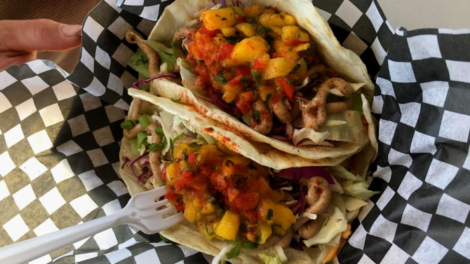 Tacos from Cookshack Cravings
