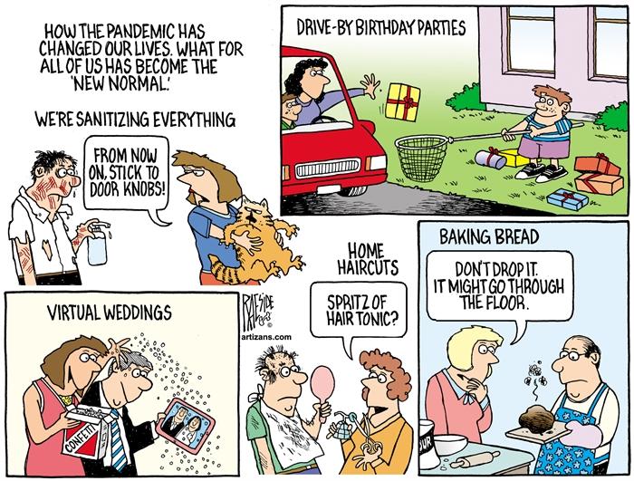 Editorial Cartoon Infonews Vernon
