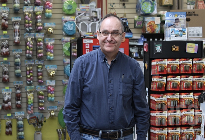 Bruce Uzelman reopened the Urban General Store after hiring new staff willing to work during the pandemic.