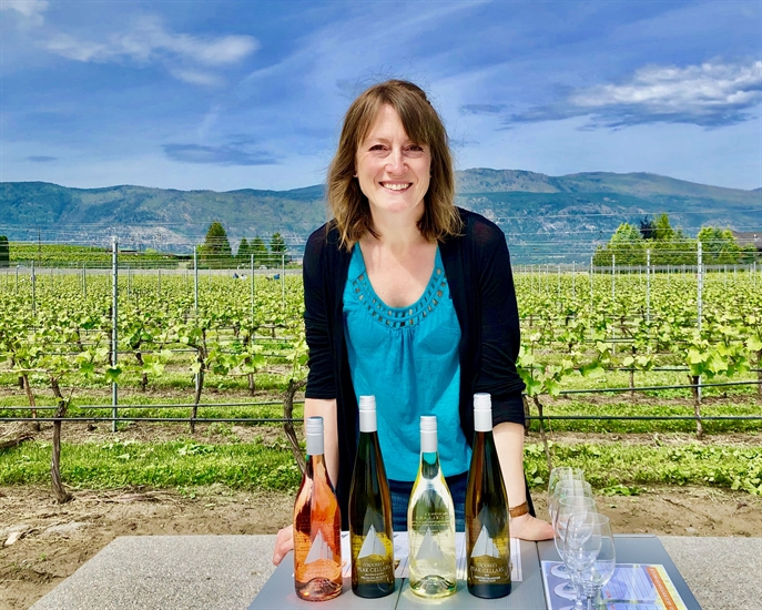 Winemaker Stephanie Stanley has created a beautiful lineup of wines to kick off the 2020 season.