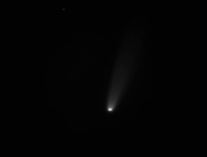 The comet Neowise is capturing people's imagination as it is one of the more visible comets in recent memory.