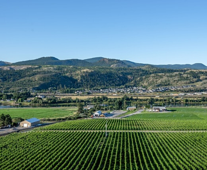 Monte Creek Ranch is located on Miner's Bluff Road, 33km from Kamloops.